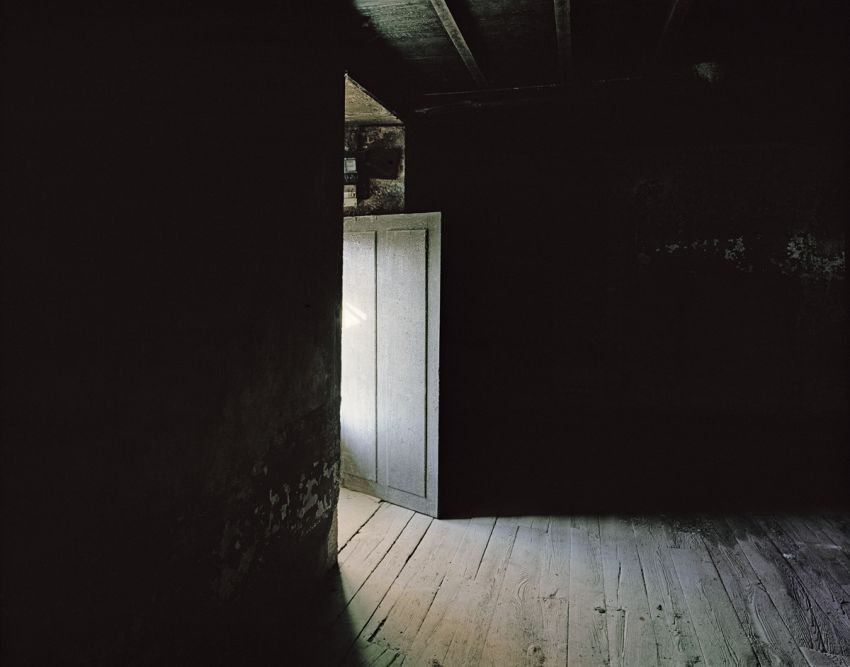 <p>A series of interior photographs from a tr…